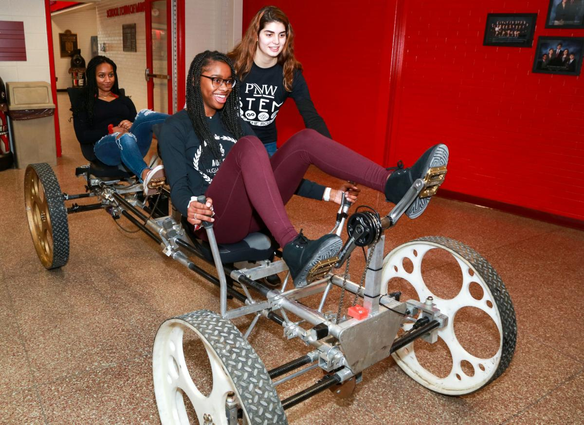 Munster High School Puts Jobs On Display In Student Career Day