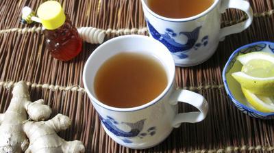 Food KitchenWise Ginger Tea