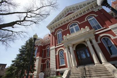 Courthouse Square stands at the center of Crown Point's rich architectural history