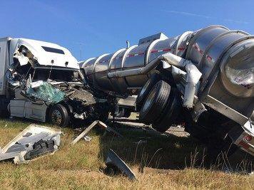 Michigan City man injured in 6-vehicle fatal crash