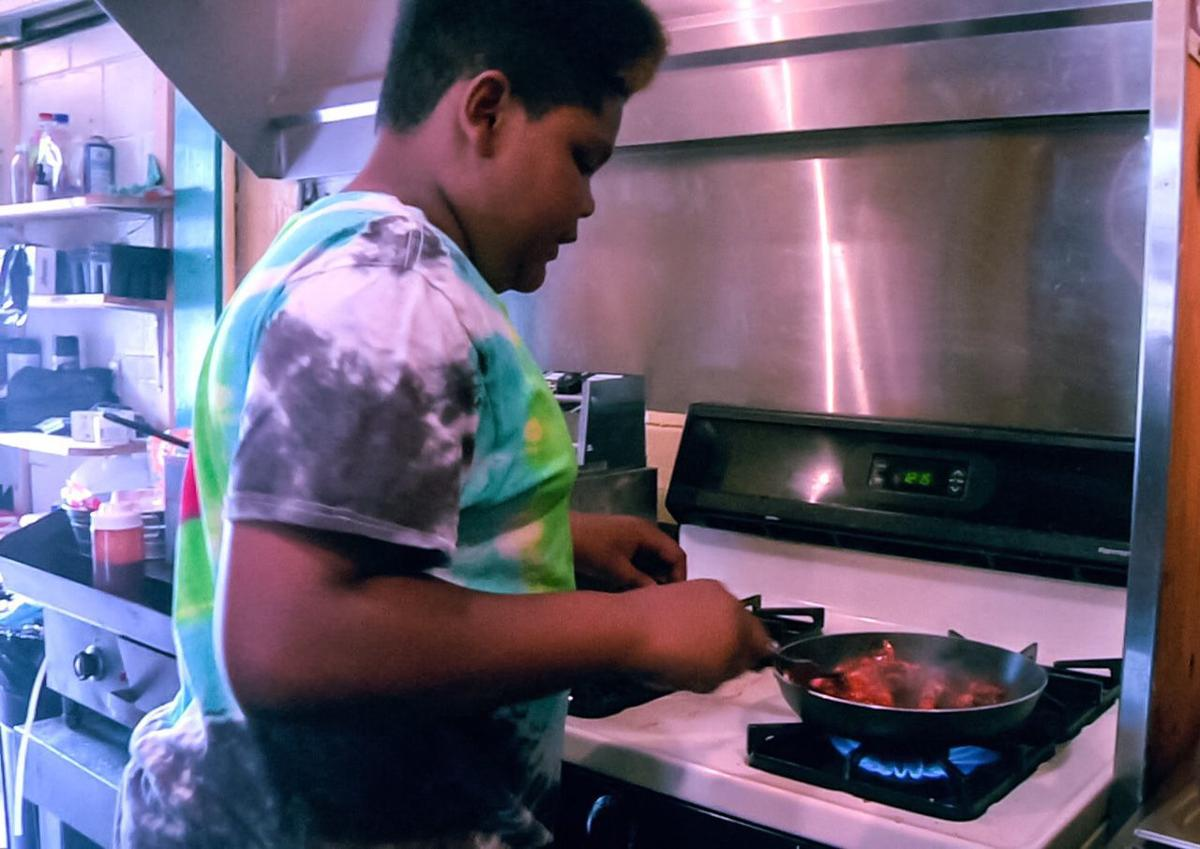 Young Region chef who lost both parents to appear on Master Chef Junior