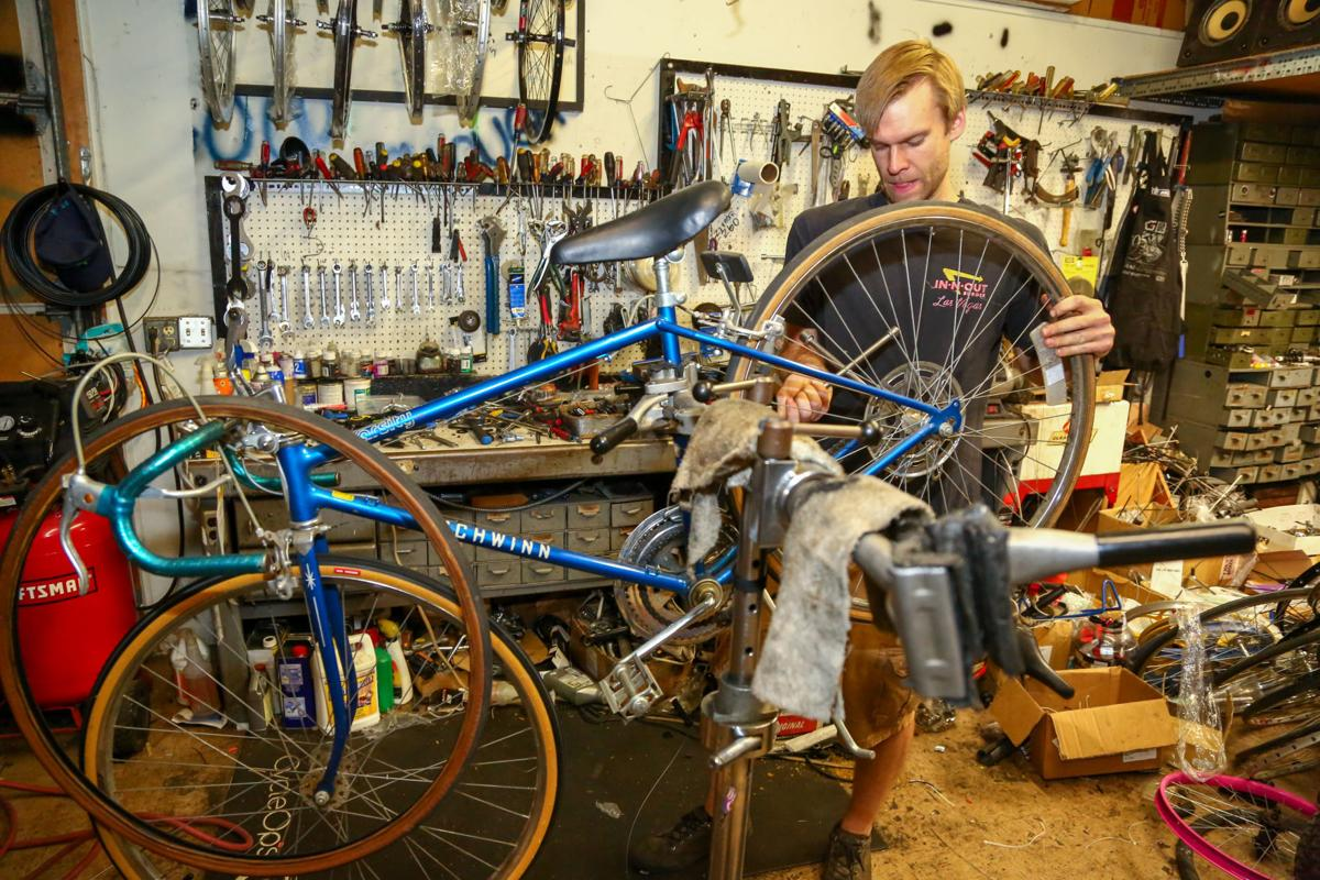 Bike riding surges amid coronavirus pandemic