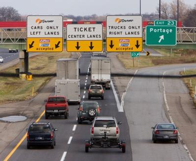 Indiana Toll Road tolls will go up July 1