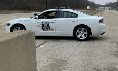 Indiana State Police ISP STOCK