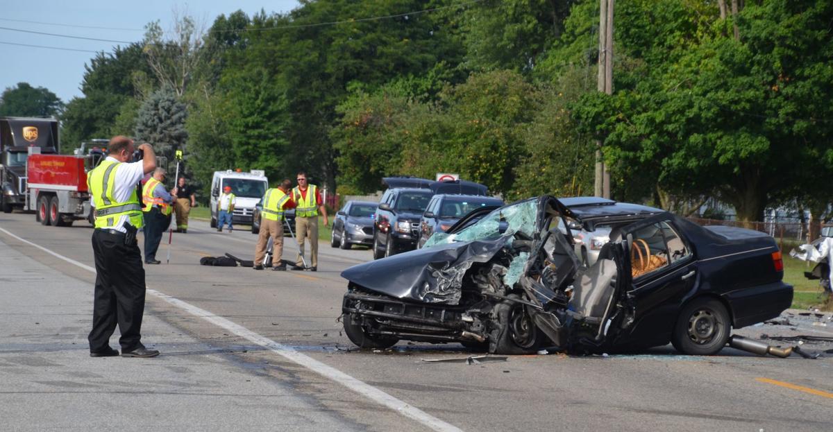 LaPorte man dies in crash