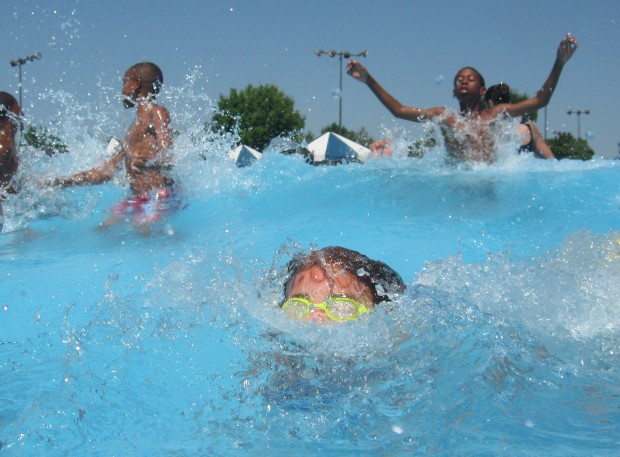 no drought in attendance at deep river waterpark merrillville