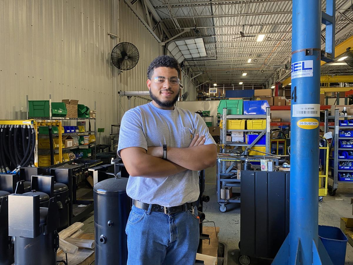 Sullair hires first Compressed Air Academy graduates