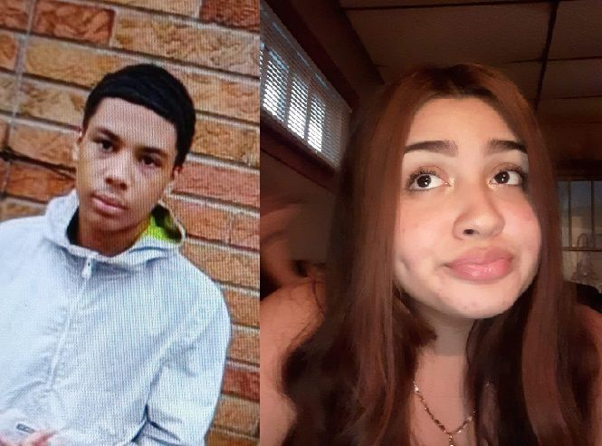Hammond police looking for 2 missing teens