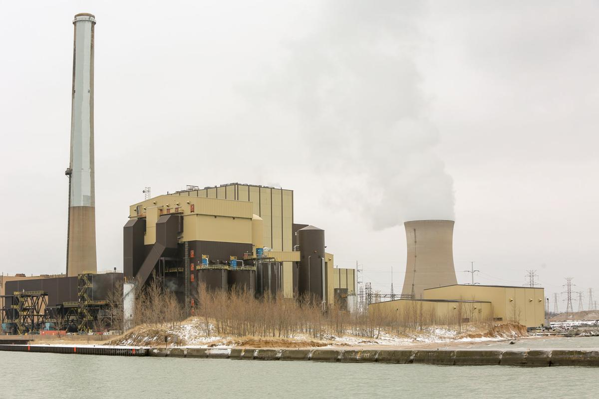 STOCK - NIPSCO Power Station