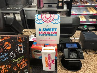 Businesses salute vets with Veterans Day freebies