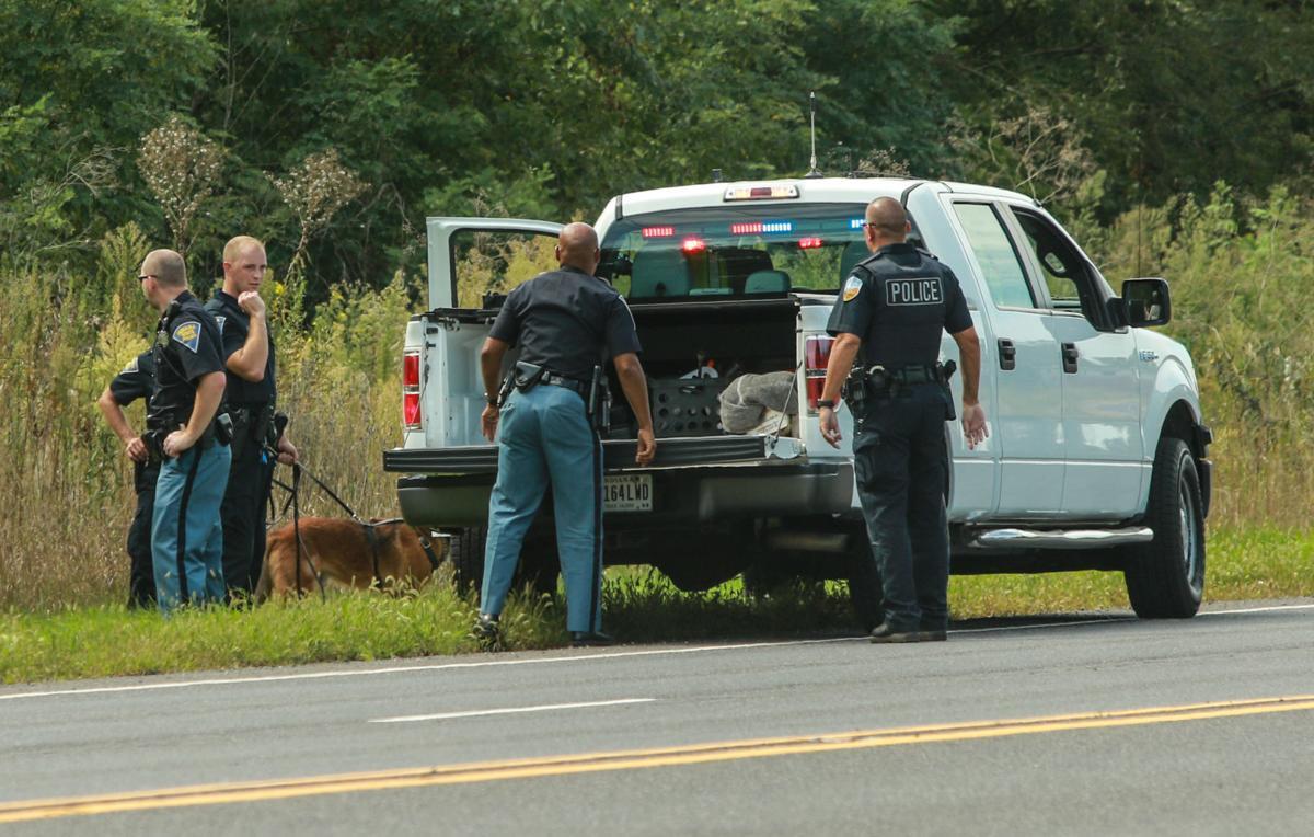 Porter County manhunt