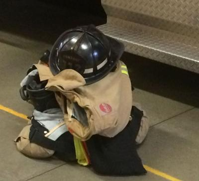 fire department stock