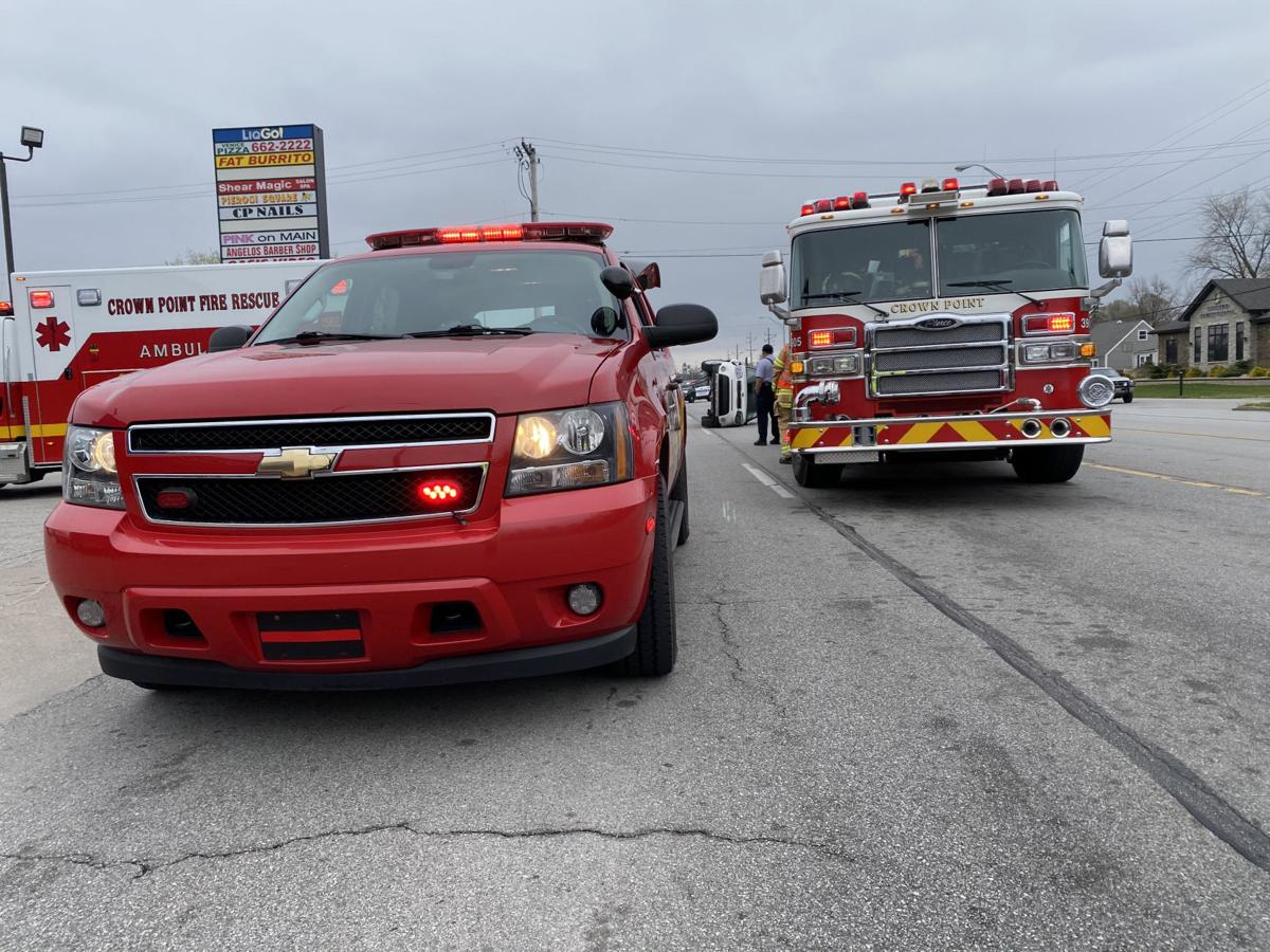 crown point fire rescue FILE