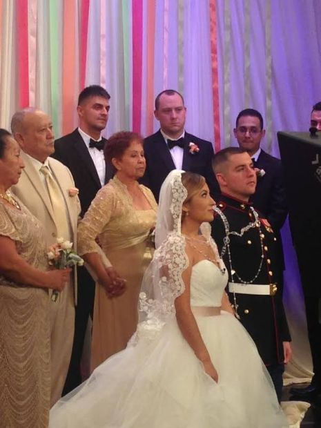 Lansing Natives Marry On Live Tv South Suburban News Nwitimes Com
