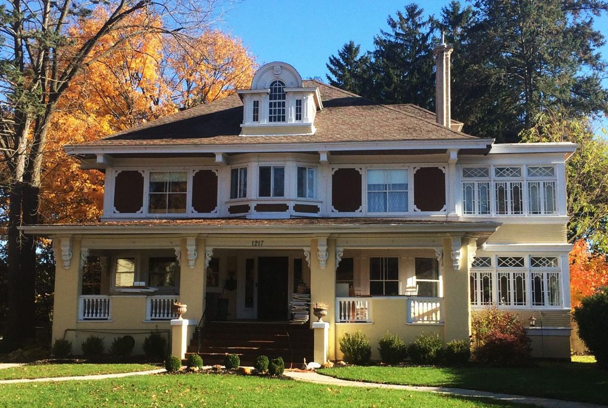 Laporte group documents city 39 s historic homes northwest for Laporte indiana news