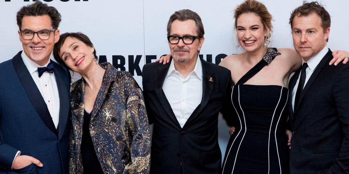 Britain Darkest Hour Premiere