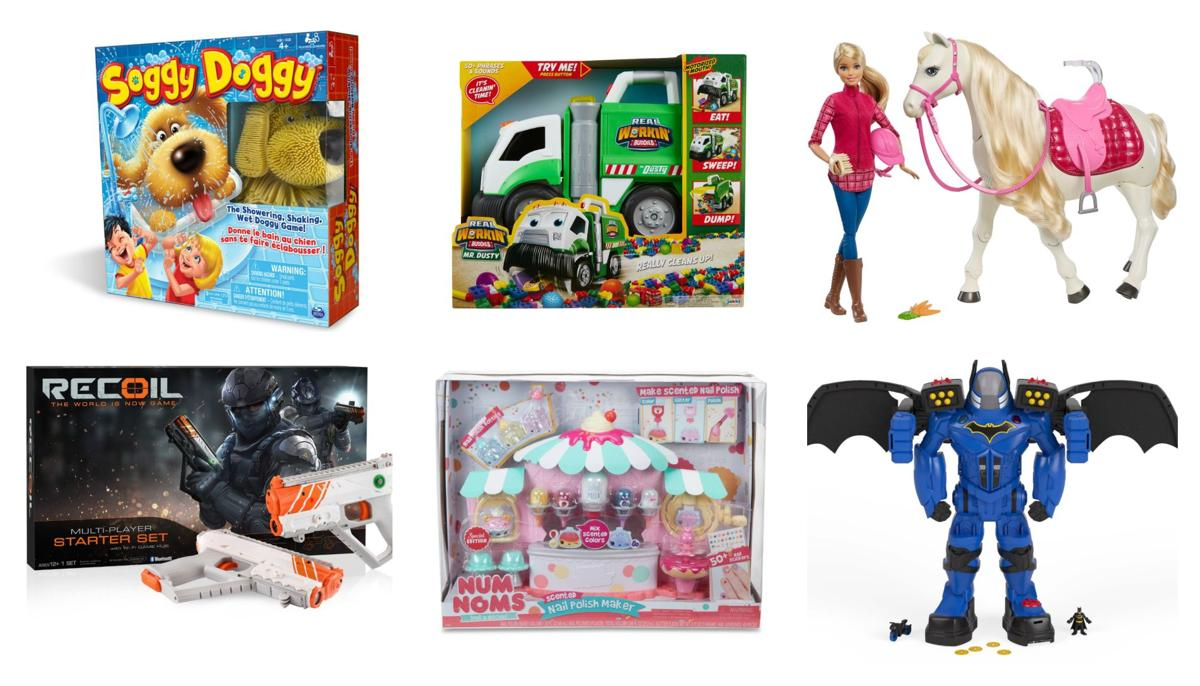Holiday toys 2017