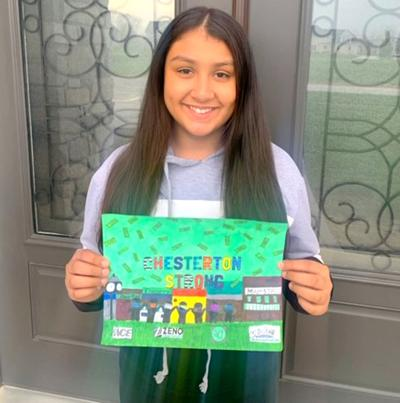 'Chesterton Strong' art contest winner selected