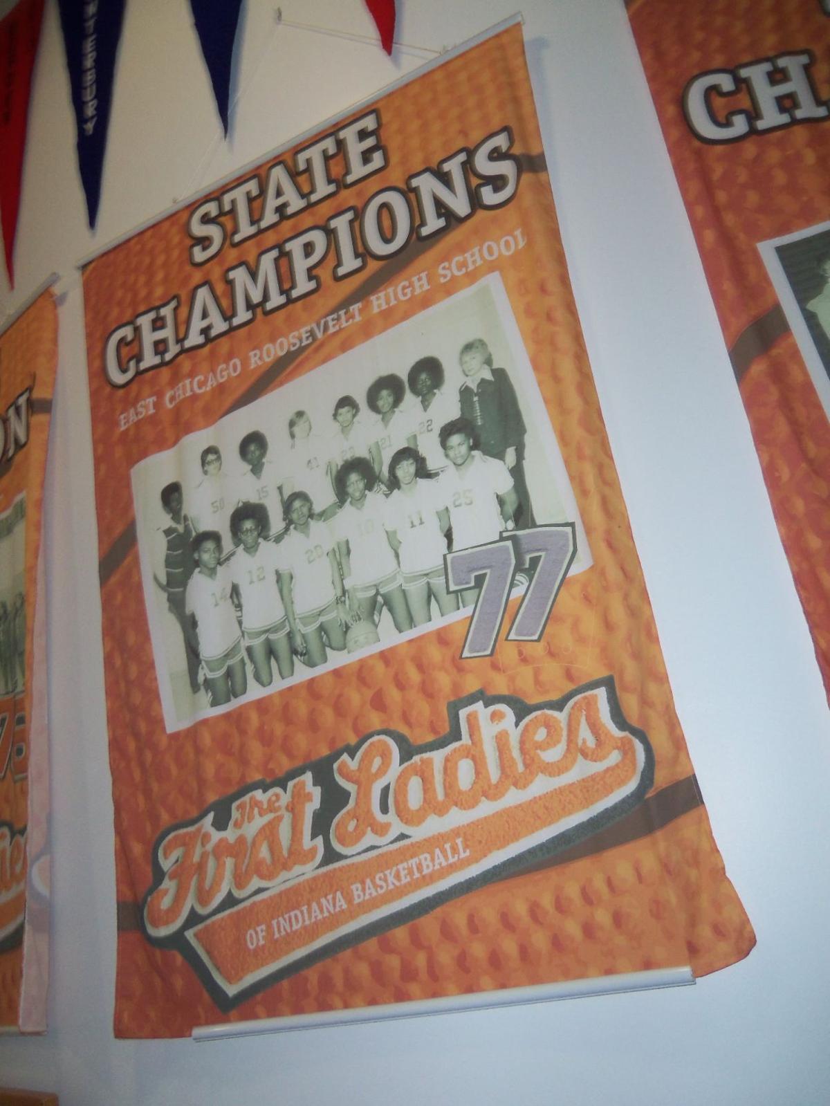 Good time at basketball shrine a slam dunk
