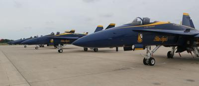 Blue Angels to make first appearance at Gary Air Show
