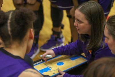 Girls basketball sectional - Merrillville vs. Kankakee Valley