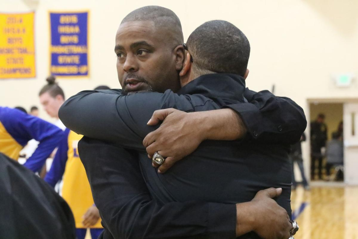 Kenya Stines named new boys hoops coach at Lighthouse