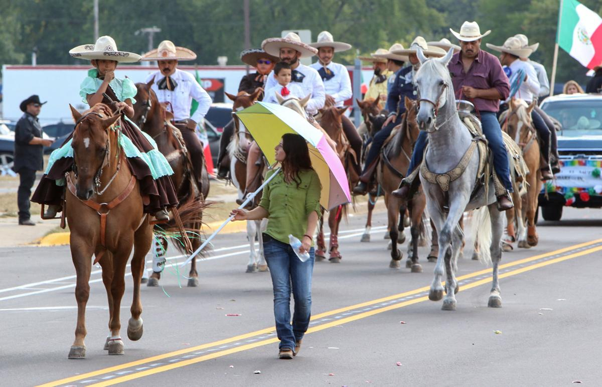 Mexican Independence Day Parade, Hamnmond