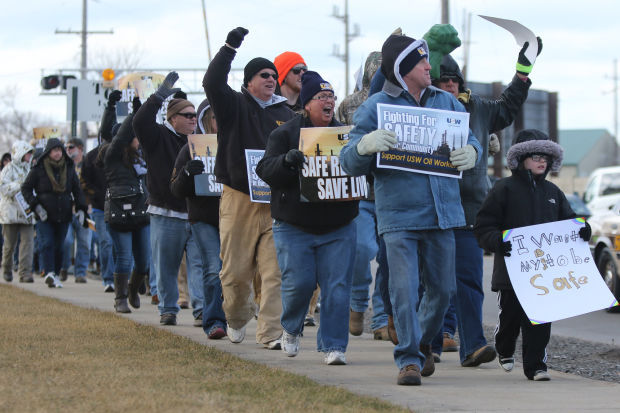 Strike was longest in BP Whiting Refinery's 126-year history