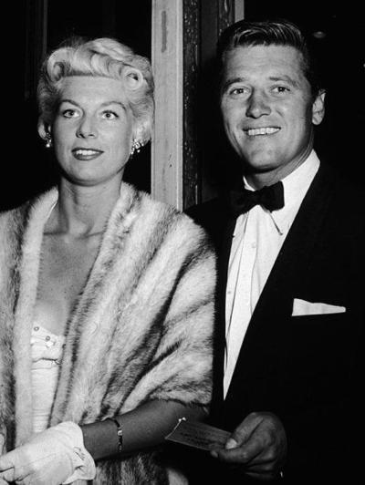 Sheila MacRae and Gordon MacRae in 1952