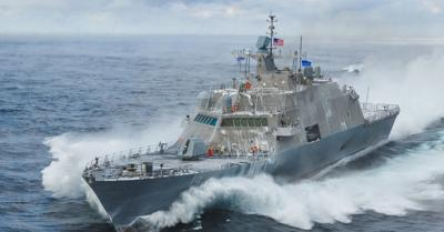 Northwest Indiana-made steel goes into new USS St. Louis Navy ship