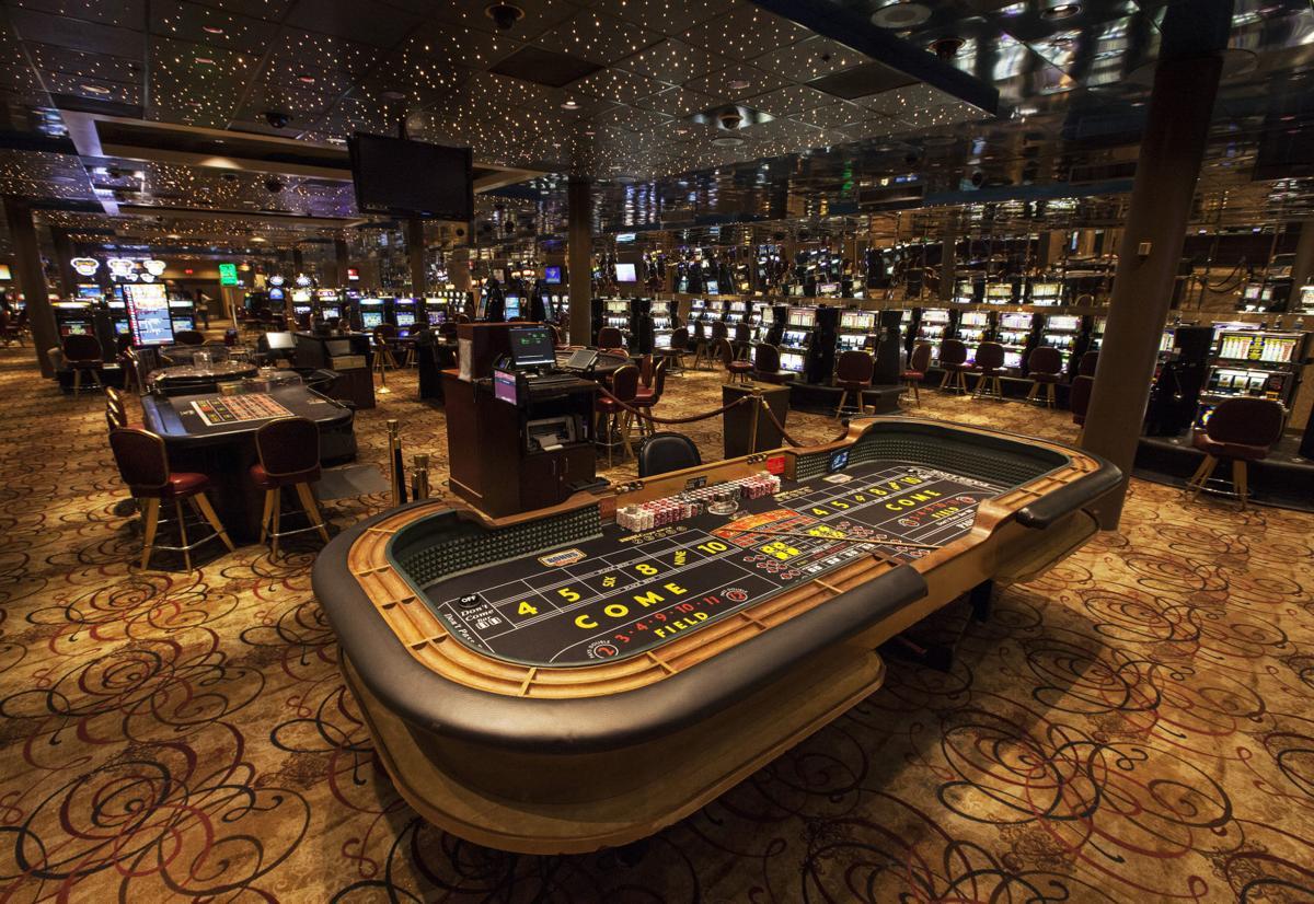 Interior of Majestic Star Casino