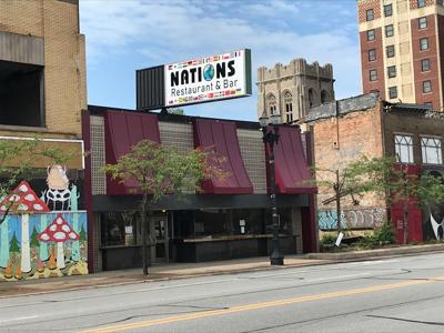 Entrepreneur plans to open sit-down restaurant in downtown Gary, but government wants to raze block