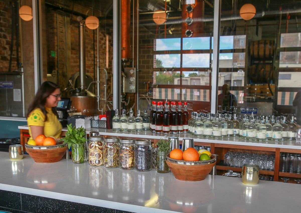18th Street's new distillery in downtown Hammond