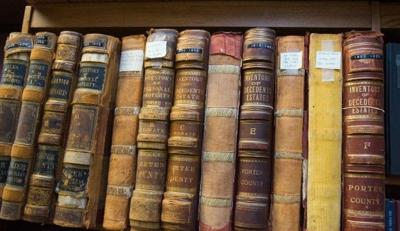 Library stock
