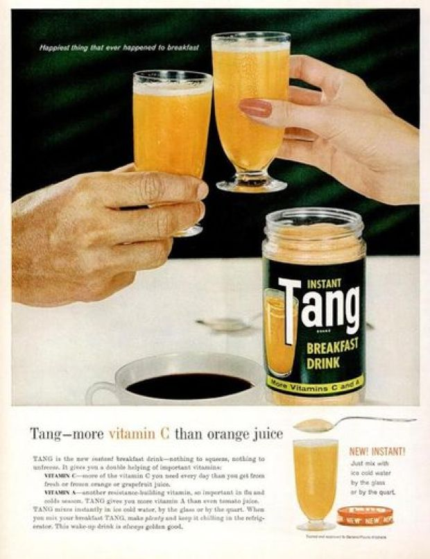 FROM the FARM: Do you remember Tang instant drink?