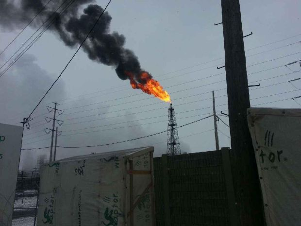 Neighbors fearful after another flare-up over BP Whiting Refinery