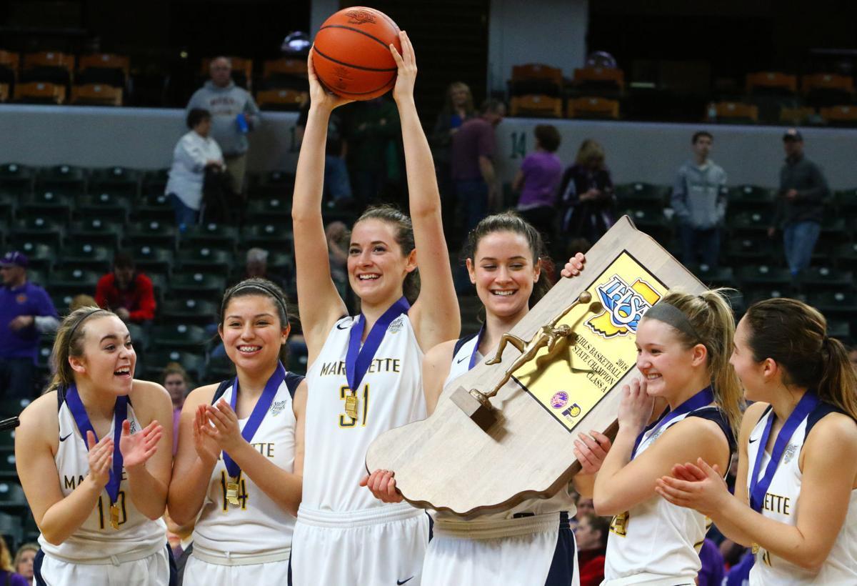 Girls Basketball State Finals: Marquette Catholic vs. Vincennes Rivet