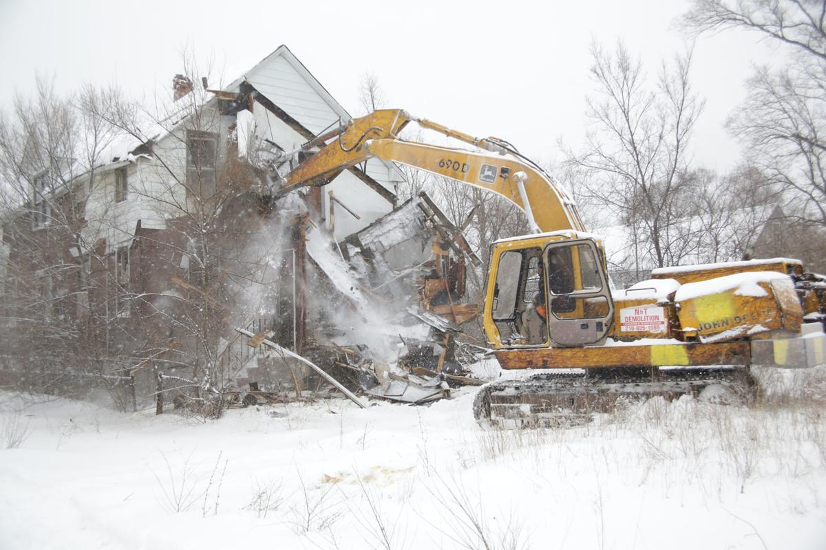 Gary spent millions to raze buildings in 8 years; City needs millions more