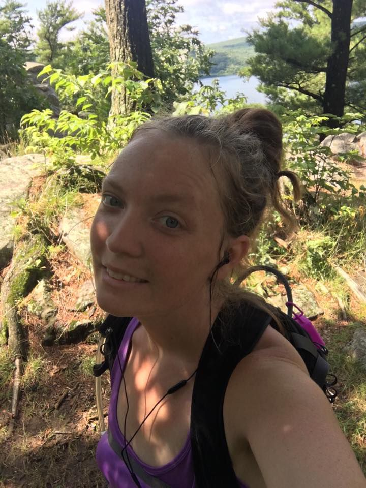 Hiking group founder shares her story, aims to help others with mental health problems
