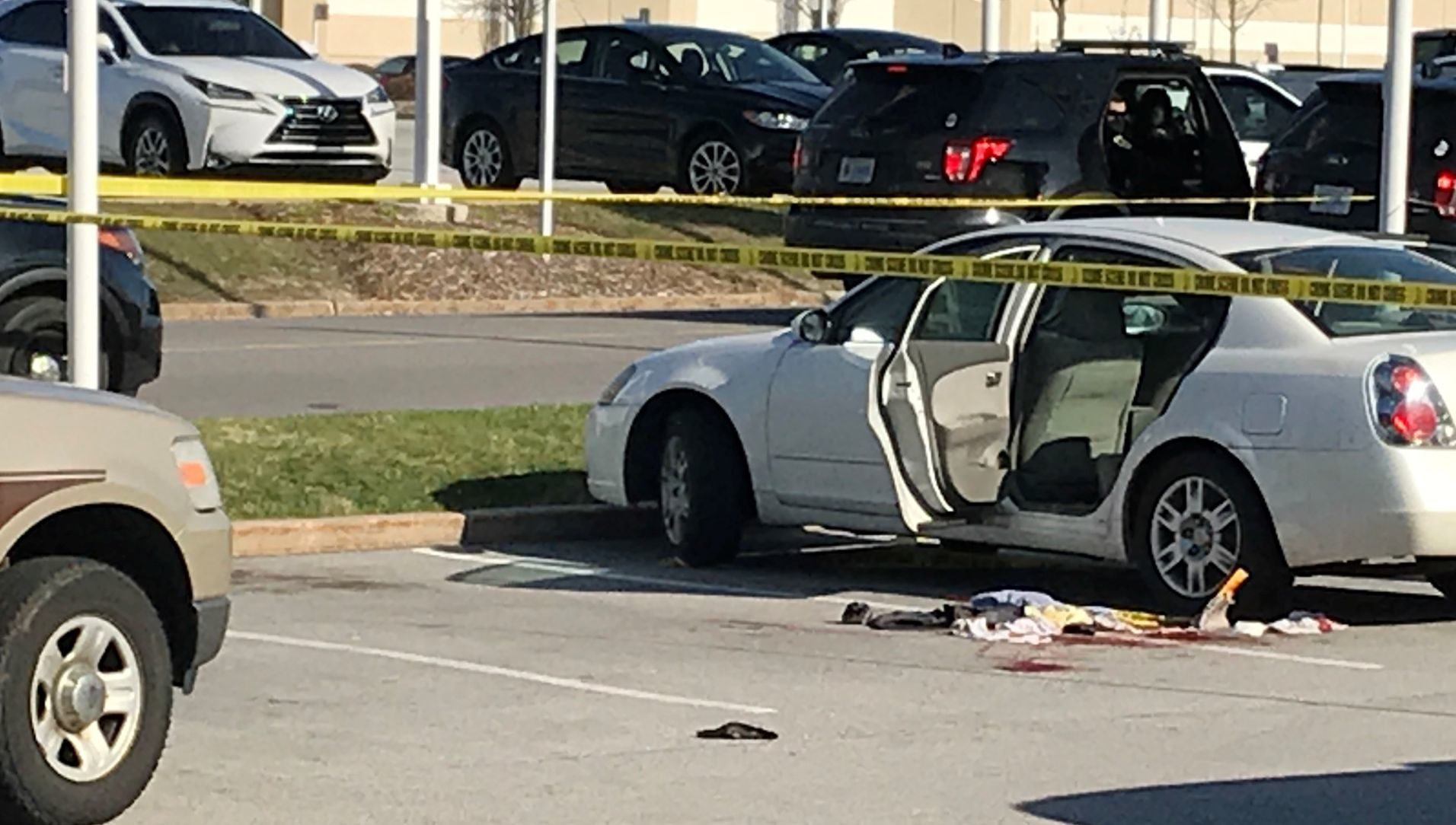 Merrillville Police: Small Child Gets A Hold Of Weapon In Vehicle,  Accidentally Shoots Mother