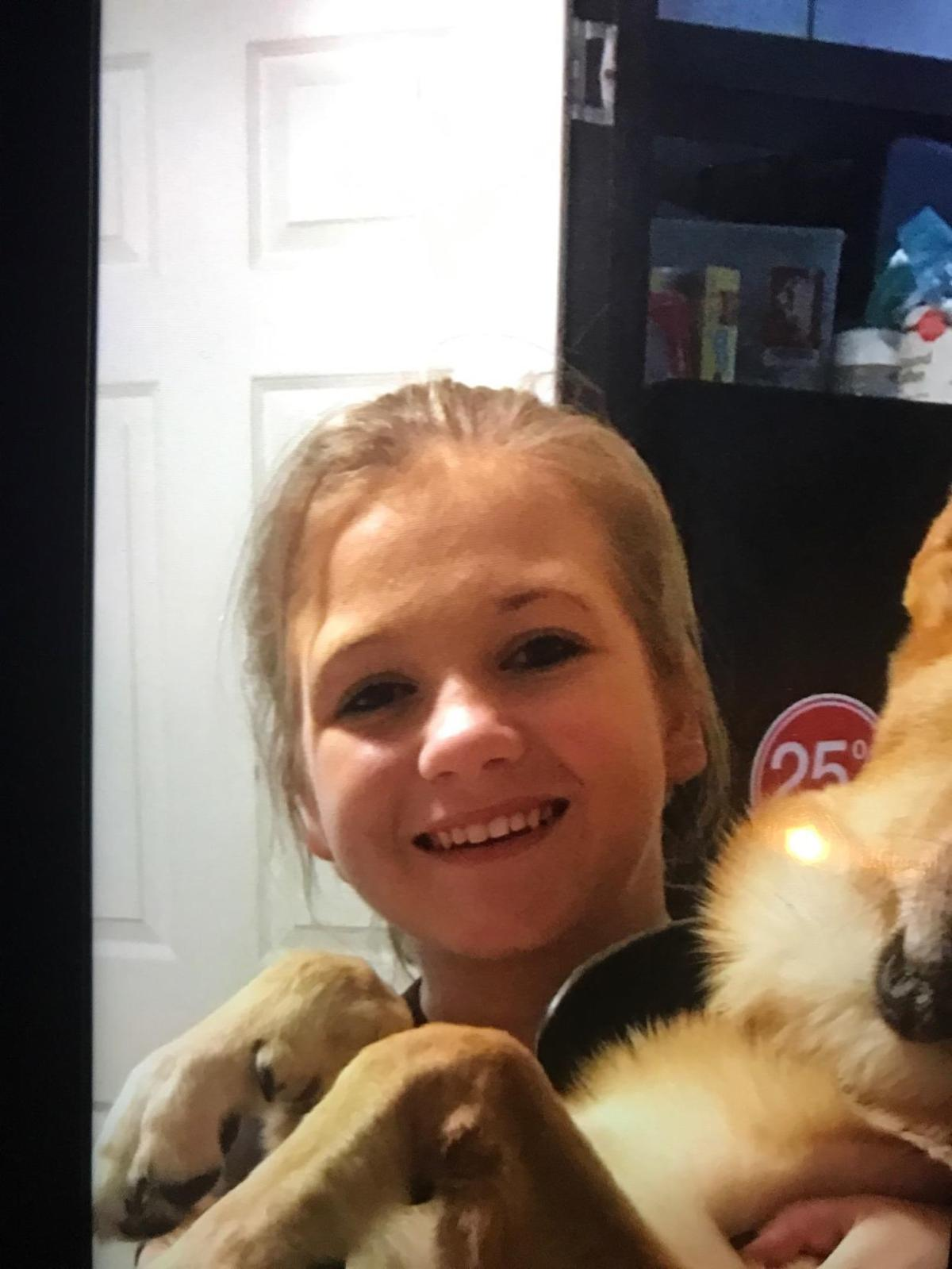 Porter County sheriff's officers searching for missing 13-year-old