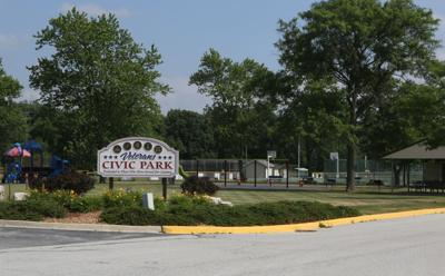 St. John Veterans Civic Park FILE PHOTO