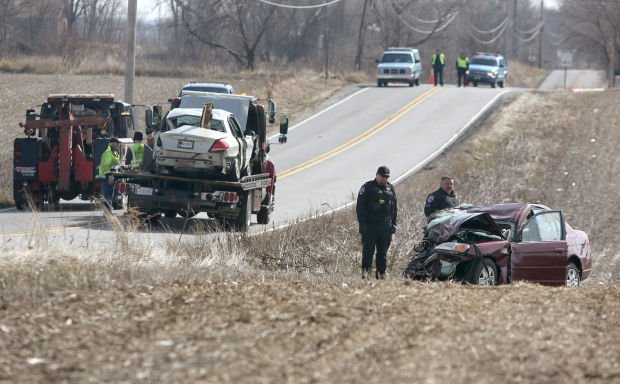 Illinois woman killed in crash on 109th Avenue | Crown Point
