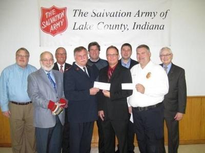 Helping Hands partnership raises $40,000 for children