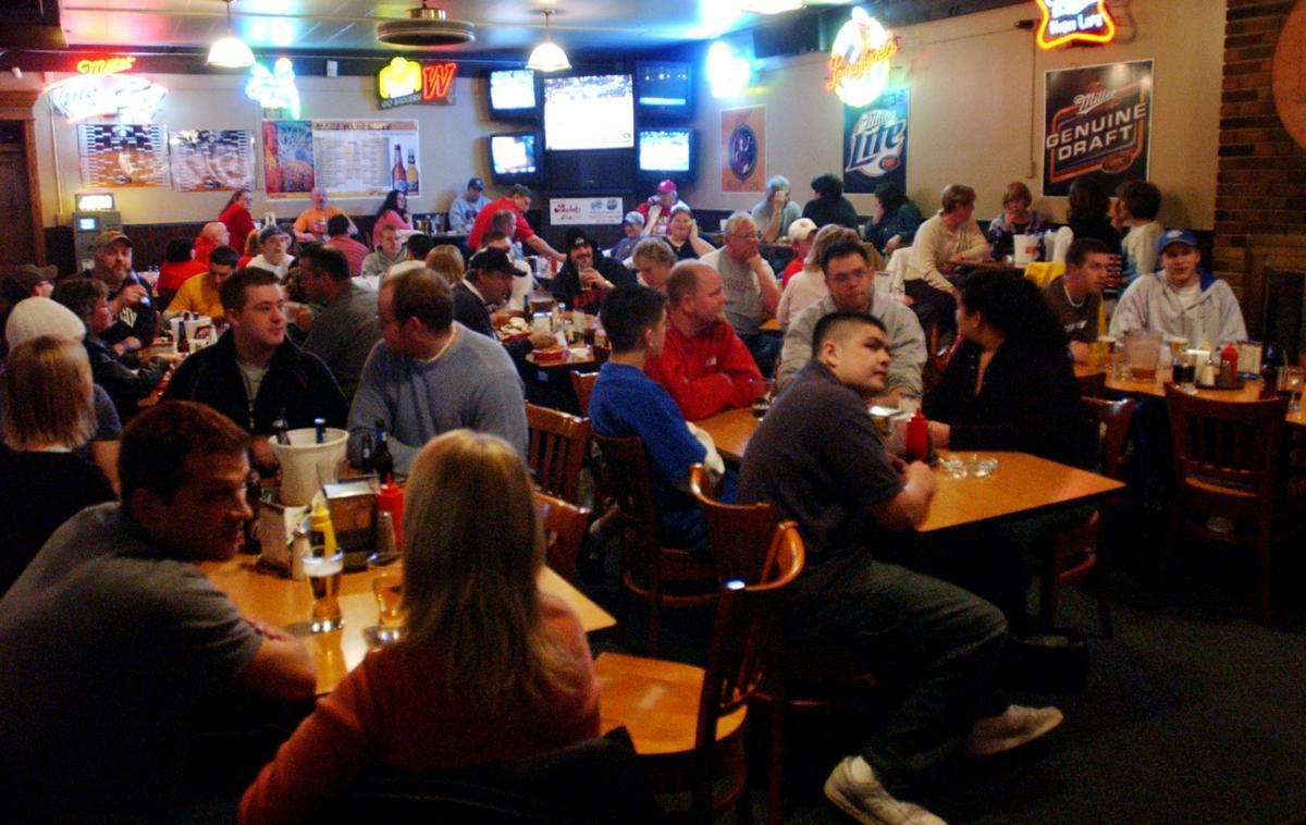 Buckets Pub, 2031 Lathrop Ave., Racine