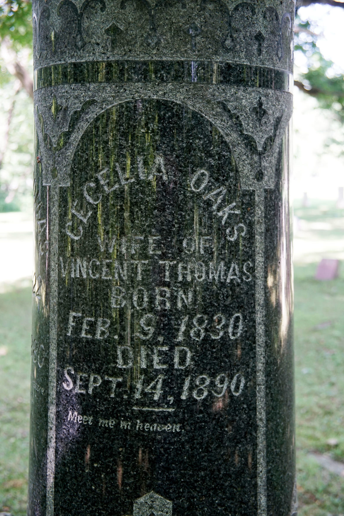 Cemetery tour explores the people who settled Duneland
