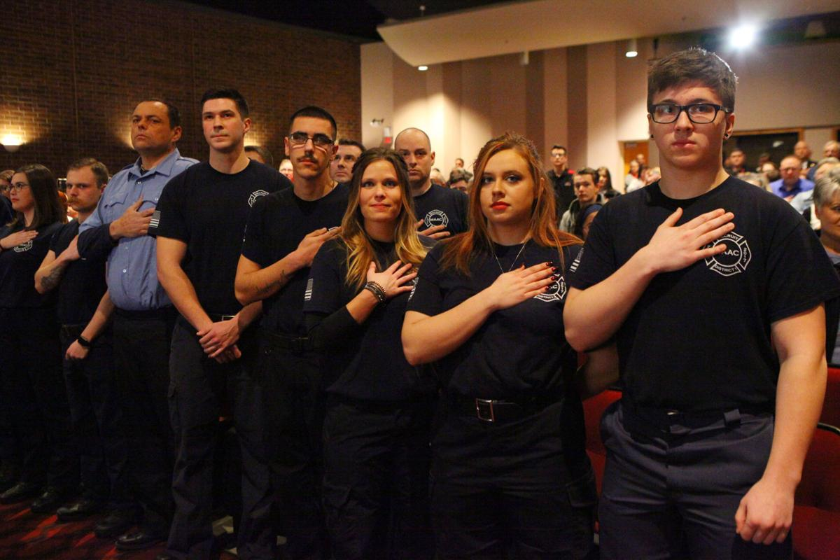 IDHS District 1 Fire Academy Graduation