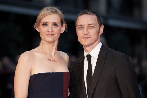 James McAvoy and Anne-Marie Duff | | nwitimes.com