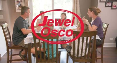 Jewel-Osco grand prize winners are surprised with Ready Meals for their whole family