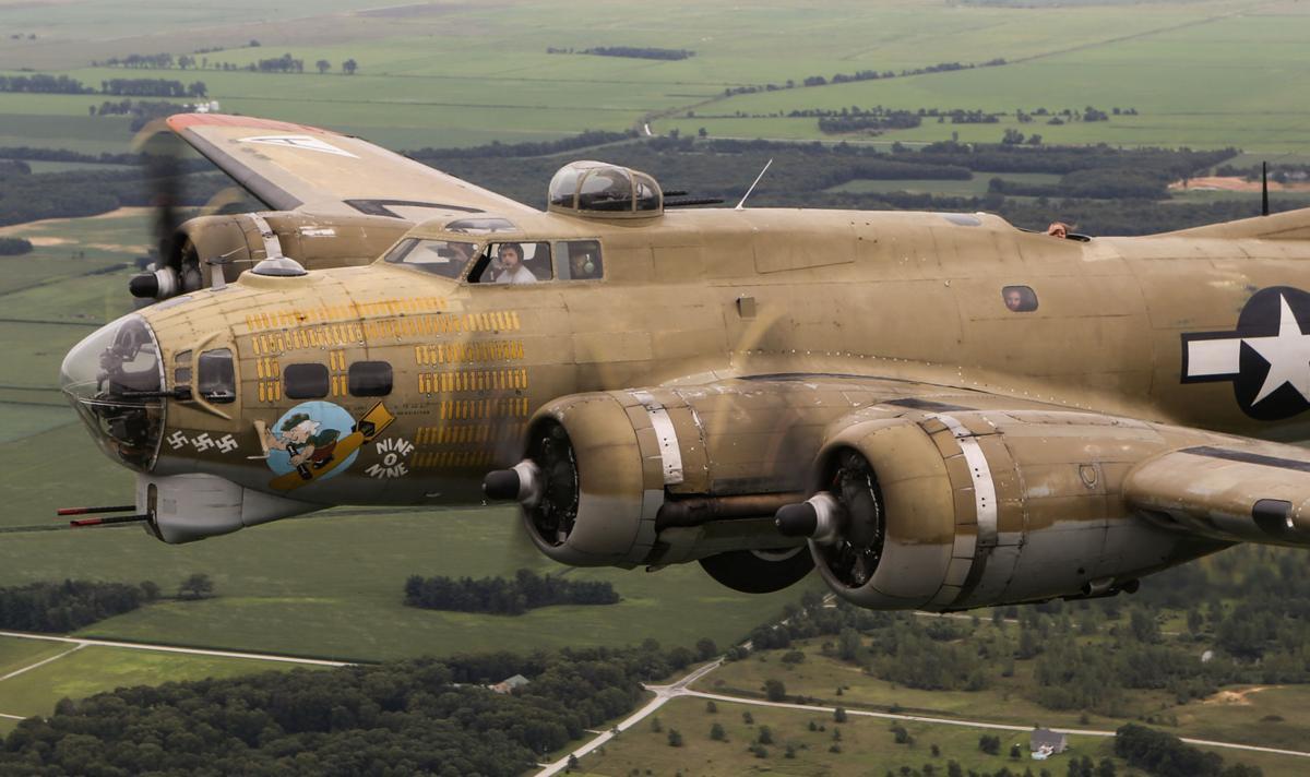 World War II warbirds return to the region